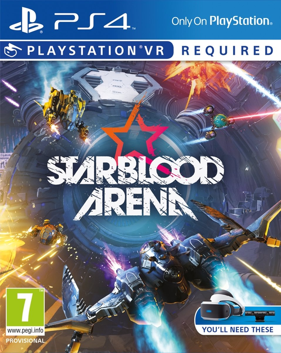 Starblood Arena -  VR PlayStation 4