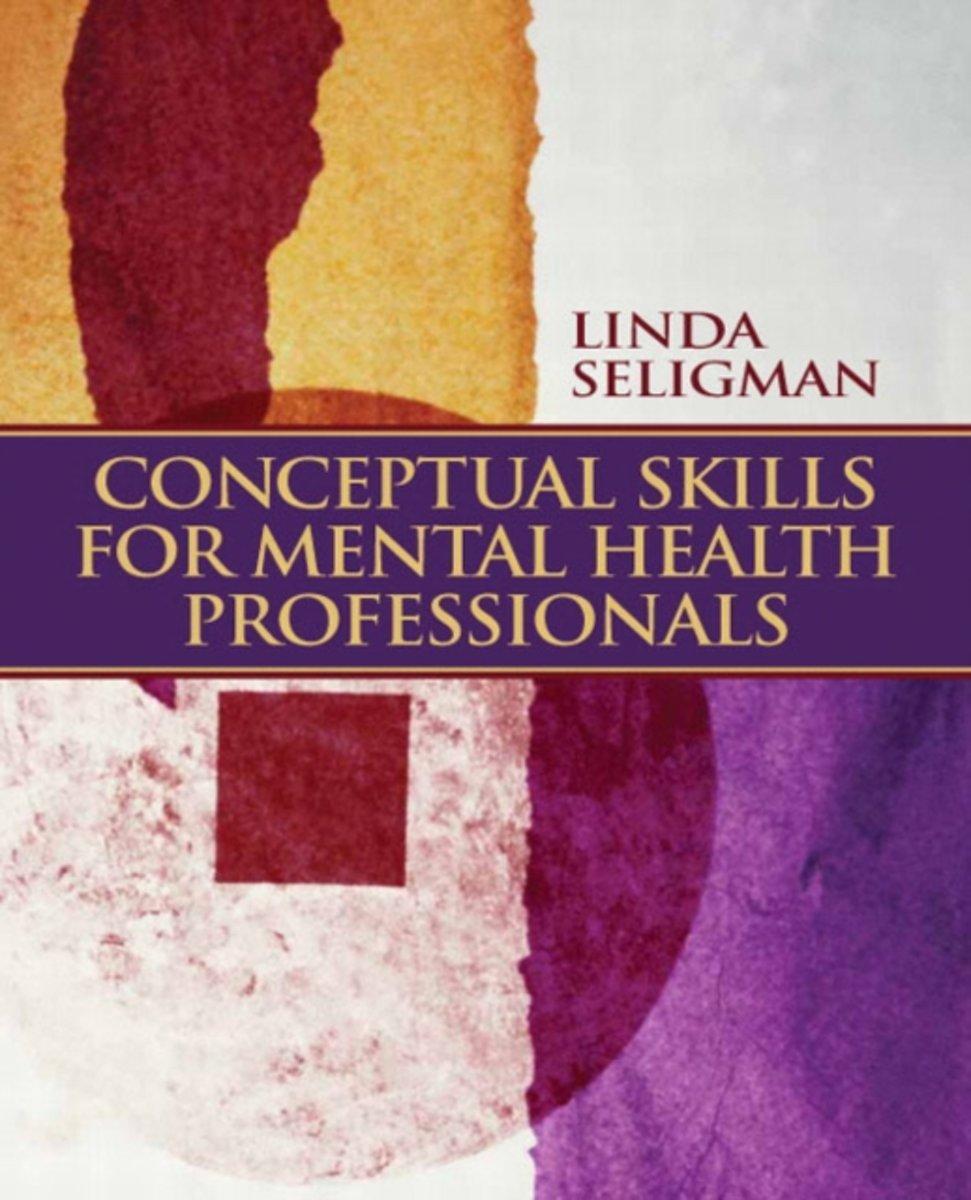 bol.com   Conceptual Skills for Mental Health Professionals   9780132230452    Linda Seligman  .