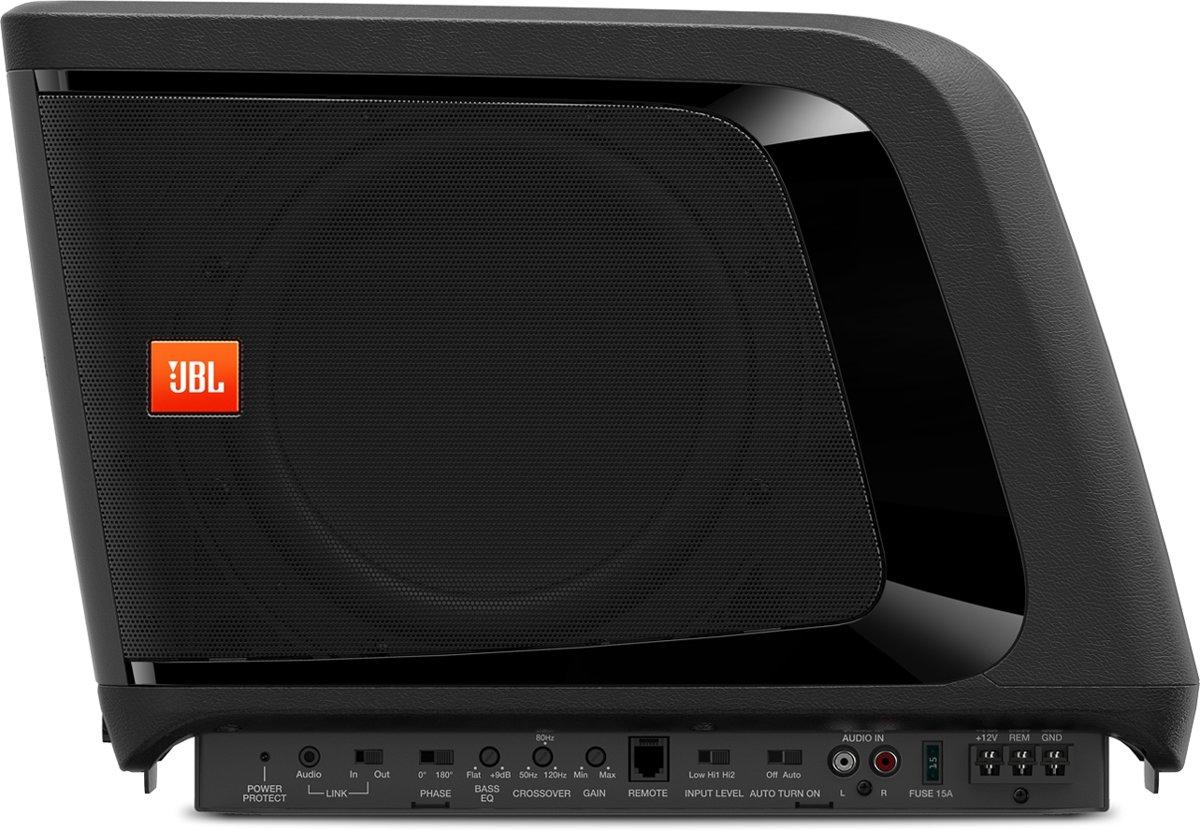JBL BassPro Micro - Actieve subwoofer met 140 W vermogen - Zwart kopen
