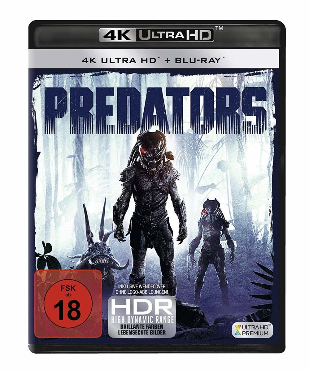 Predators (Ultra HD Blu-ray & Blu-ray)-