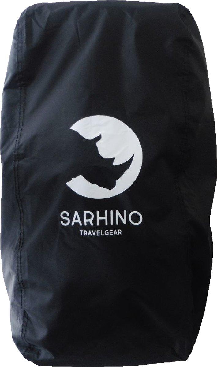 Shield L 80-100l - flightbag en regenhoes - zwart kopen