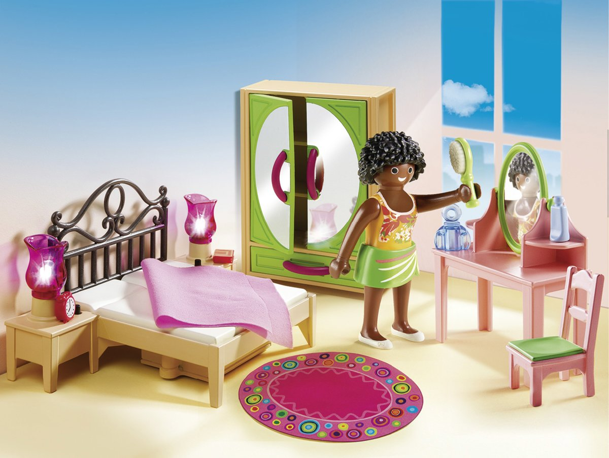 bol.com | PLAYMOBIL Slaapkamer - 5309, PLAYMOBIL | Speelgoed