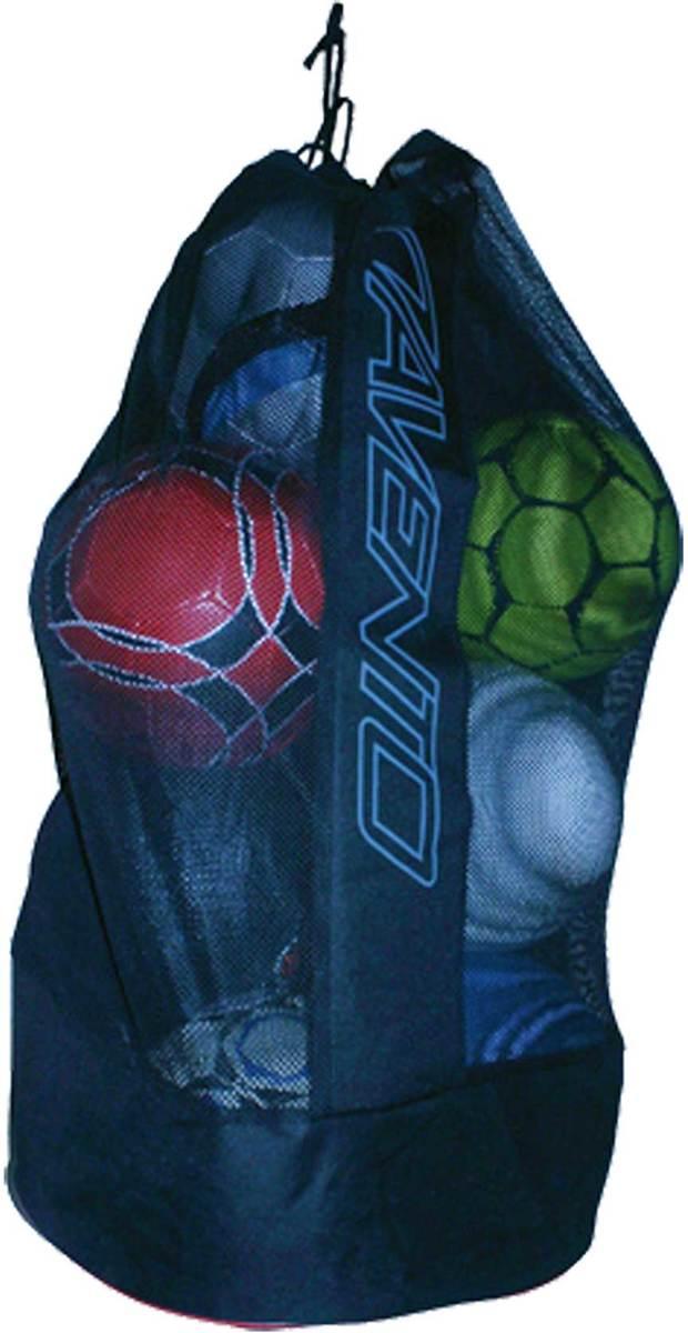 Avento Ballentas voor 12-15 Ballen - Zwart kopen
