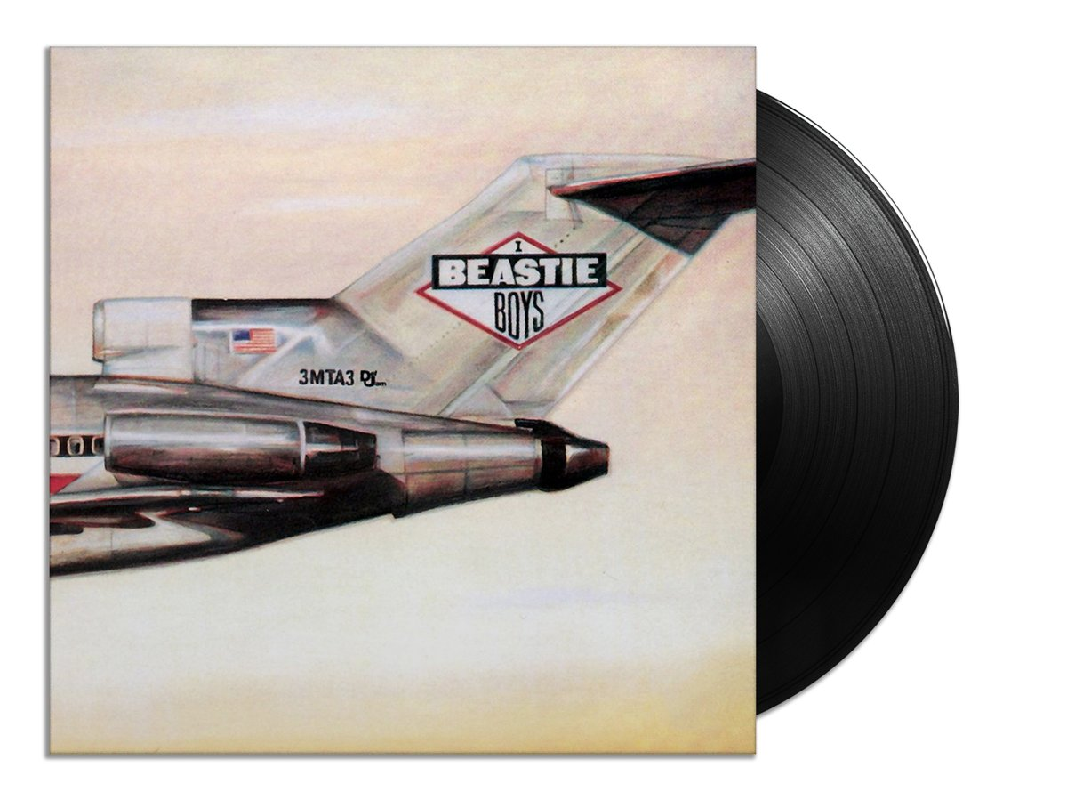 Beastie Boys - Licensed To Ill | Vinyl kopen