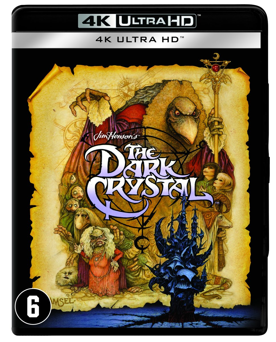 The Dark Crystal (4K Ultra HD Blu-ray)-