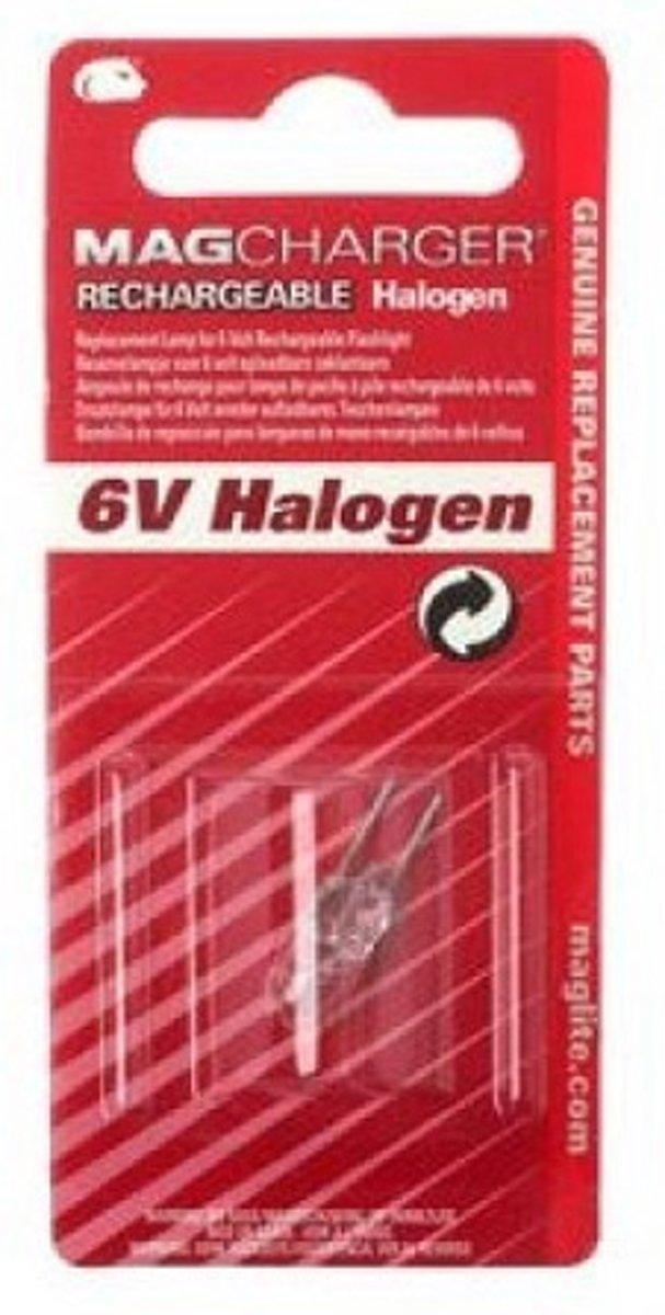 Mag-Lite Reservelampje Zaklamp Halogeen (1x)  t.b.v.Mag-Charger kopen