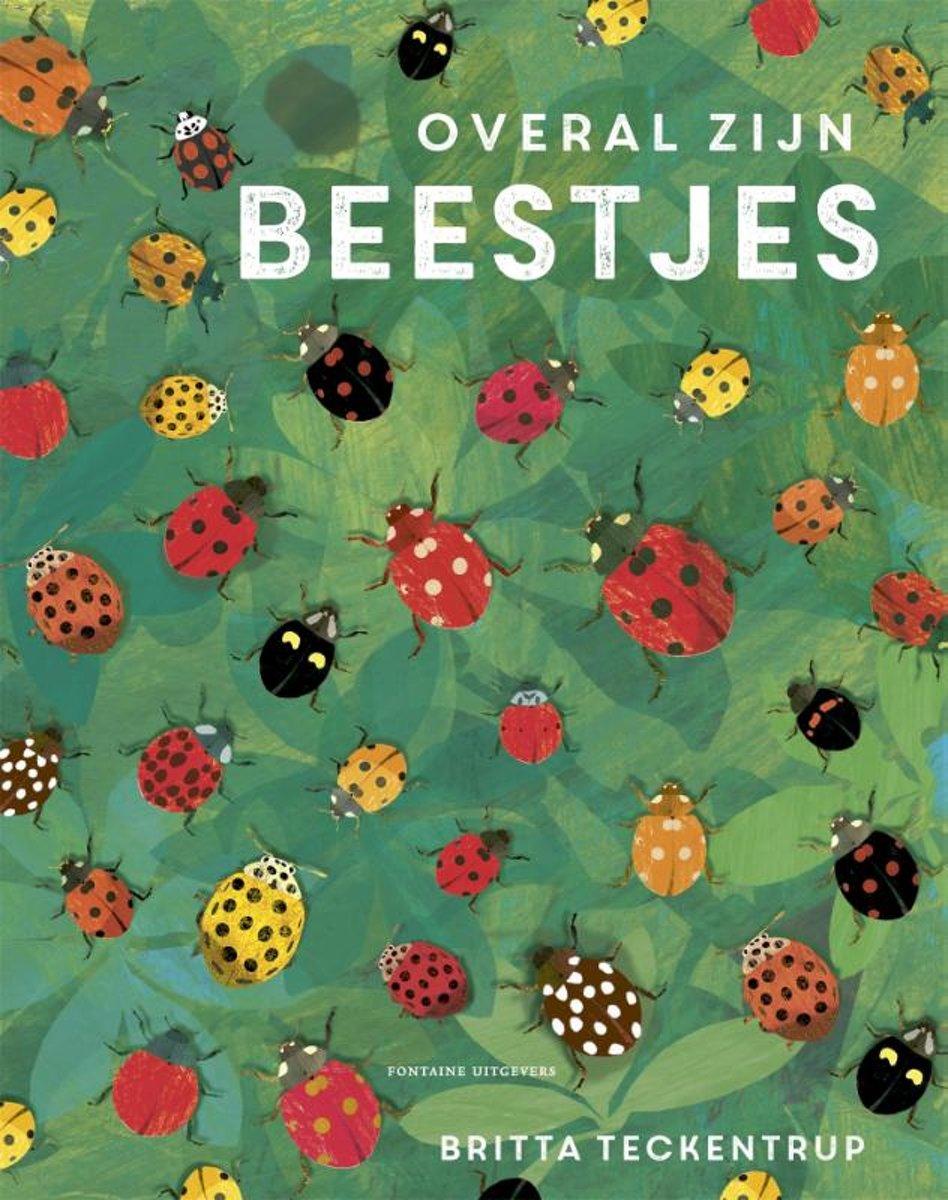 bol.com | Overal zijn beestjes, Britta Teckentrup | 9789059569683 ...