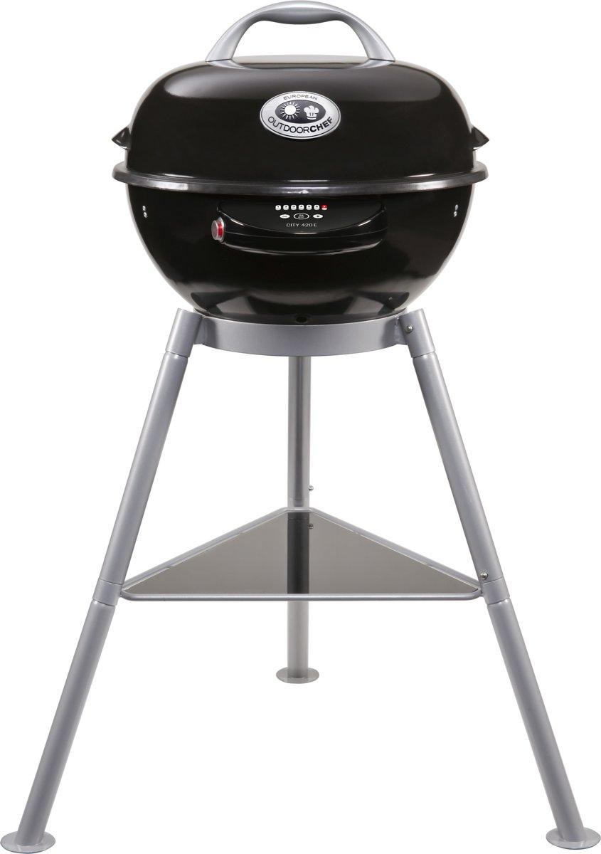Outdoorchef P 420 E Tripod Elektrische Barbecue - Zwart