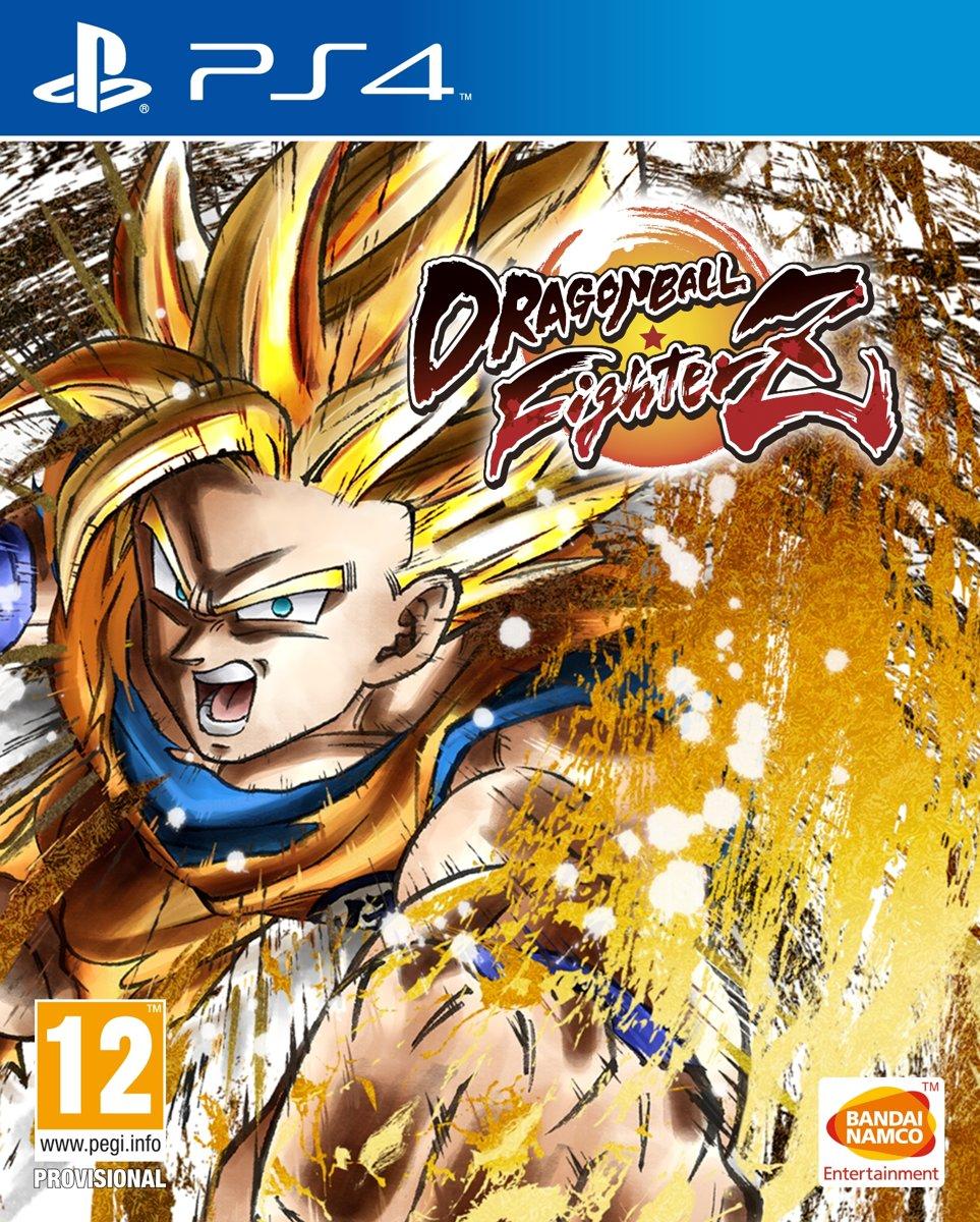 Dragon Ball FighterZ PlayStation 4