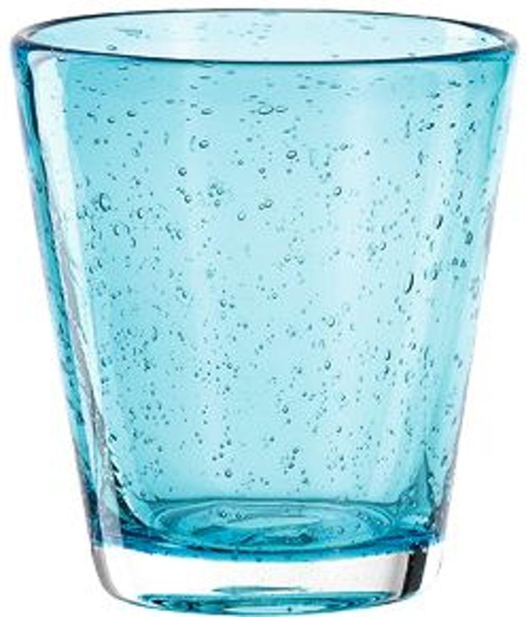 Leonardo Burano Waterglas - 330 ml - Lichtblauw - 6 stuks kopen