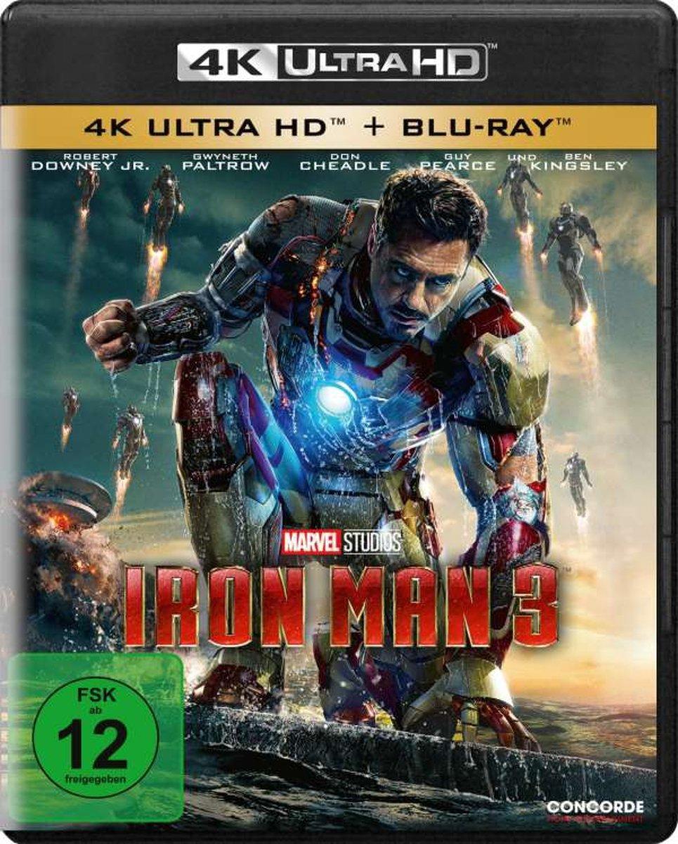 Iron Man 3 (Ultra HD Blu-ray & Blu-ray)-