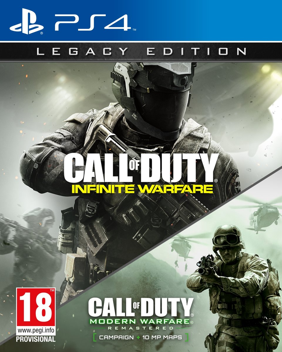 Call of Duty: Infinite Warfare - Legacy Edition PlayStation 4