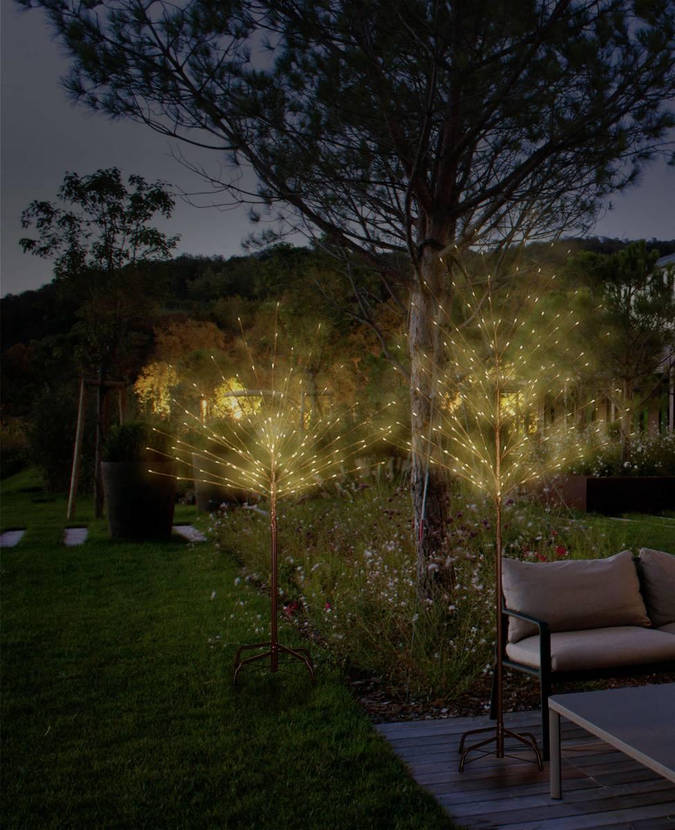 LED-boom 120 cm Warm-wit Bruin Polarlite PCA-03-002 PCA-03-002 kopen