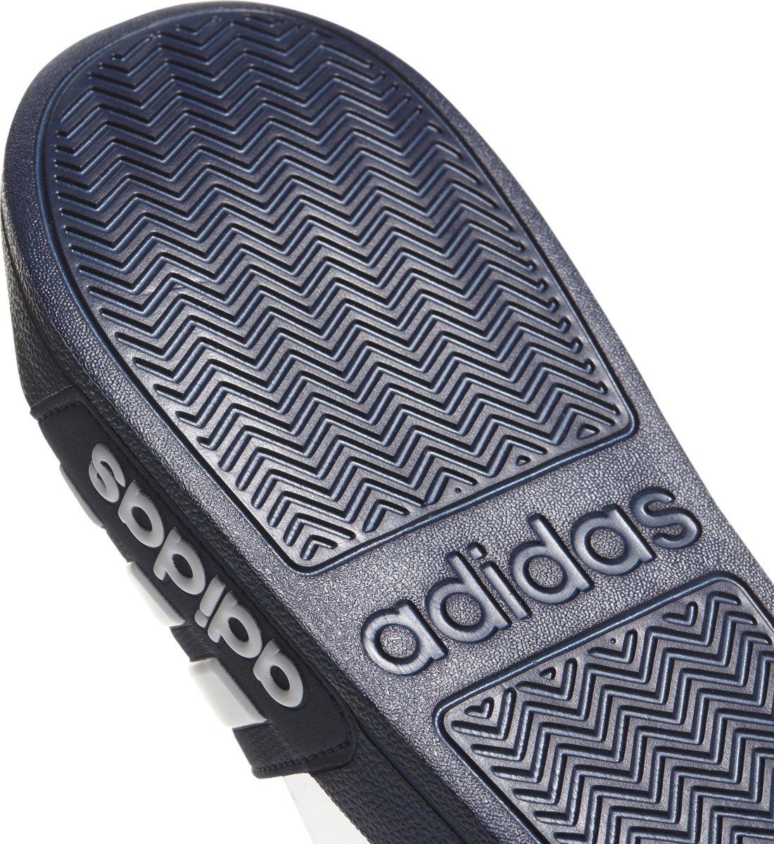 9426bb3a11d bol.com   adidas CF Adilette Slippers Volwassenen - Collegiate Navy / Ftwr  White / Collegiate.