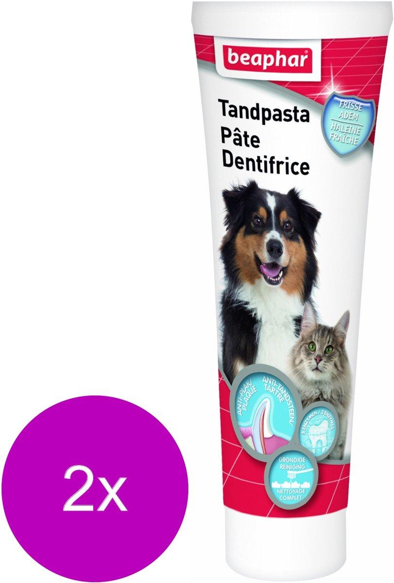 Beaphar tandpasta - 2 st à 100 gr kopen