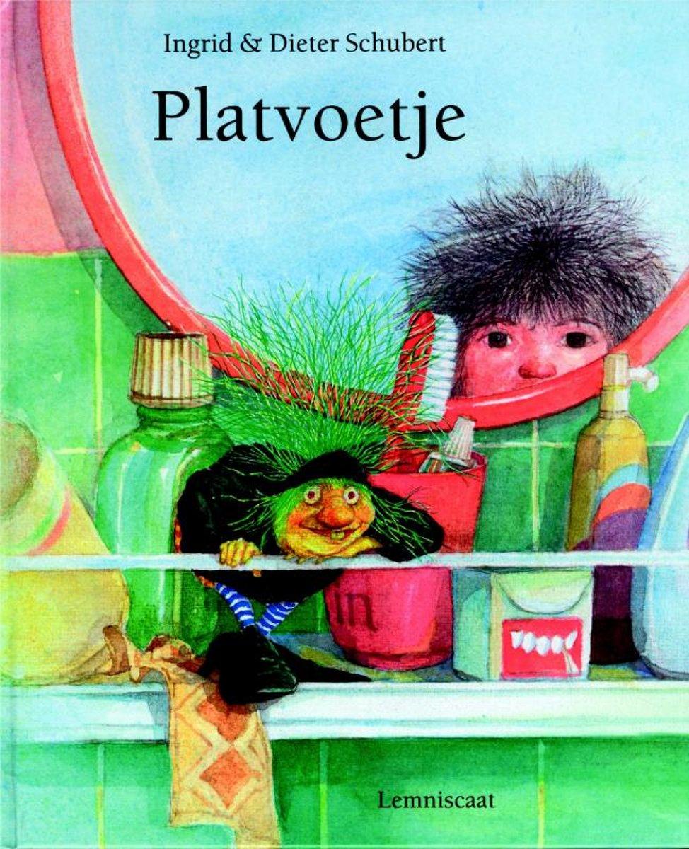 Afbeeldingsresultaat voor PLATVOETJE