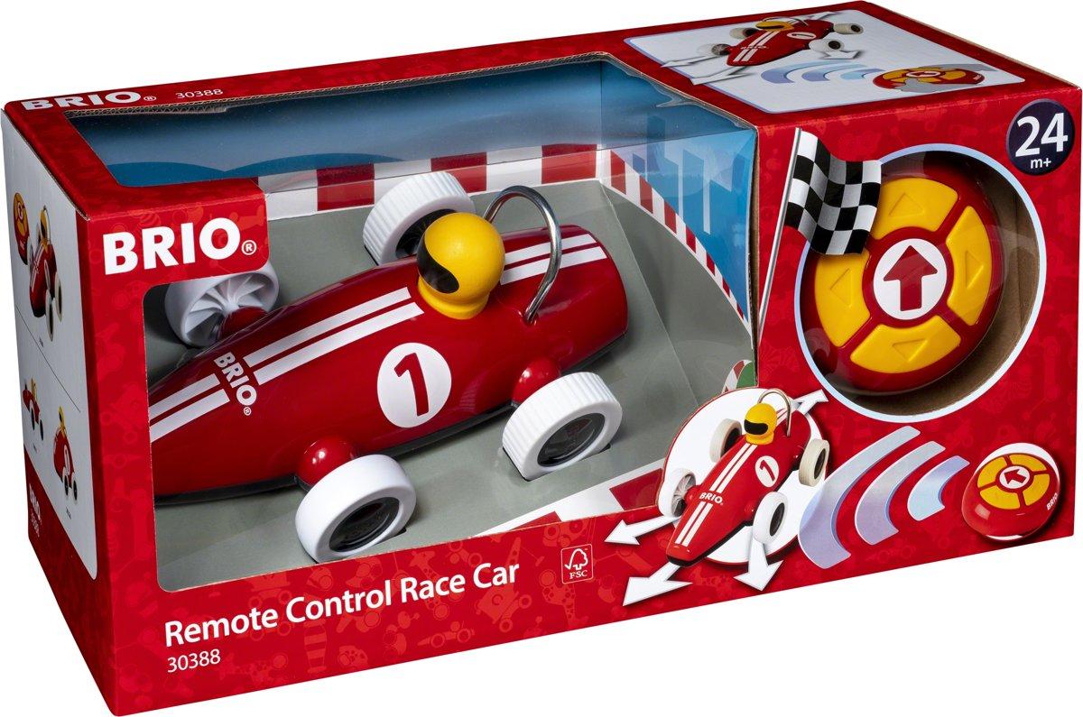 BRIO Afstandsbestuurbare raceauto - 30388