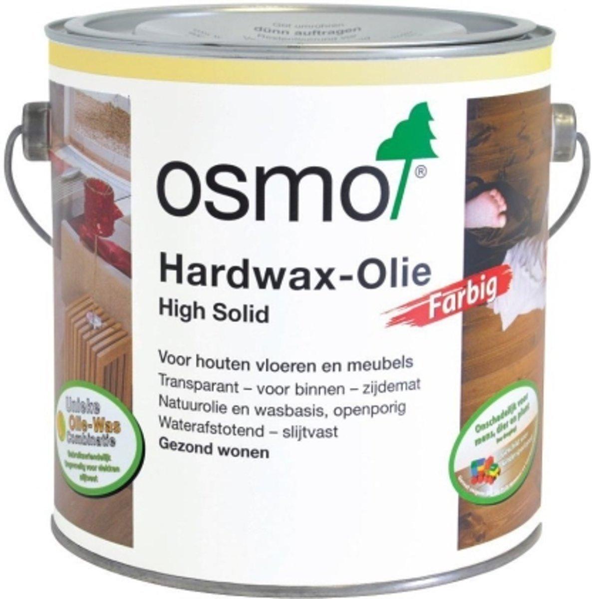 Osmo hardwax-olie 3091 zilver 0,75 liter kopen