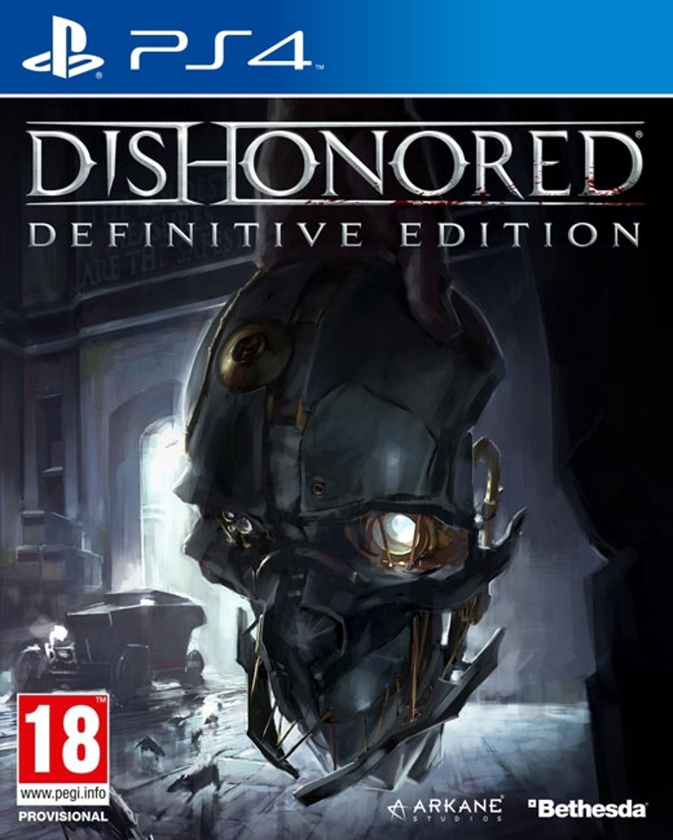 Dishonored: The Definitive Edition PlayStation 4
