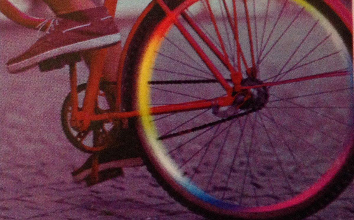 bolcom fietswielverlichting led meerkleurig bandenverlichting 2 stuks inclusief batterijen