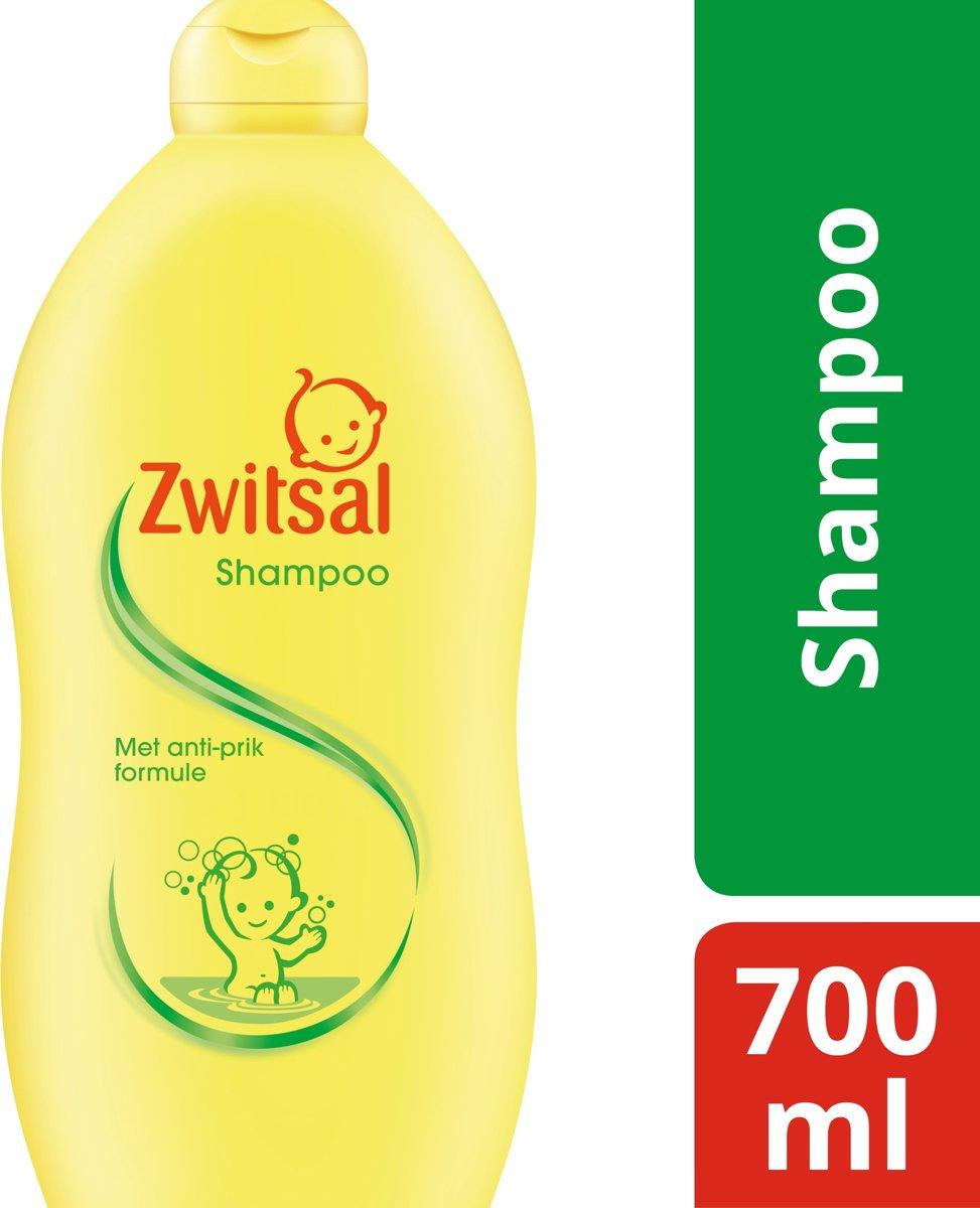 Zwitsal Babyshampoo - Zeepvrij - 700 ml kopen