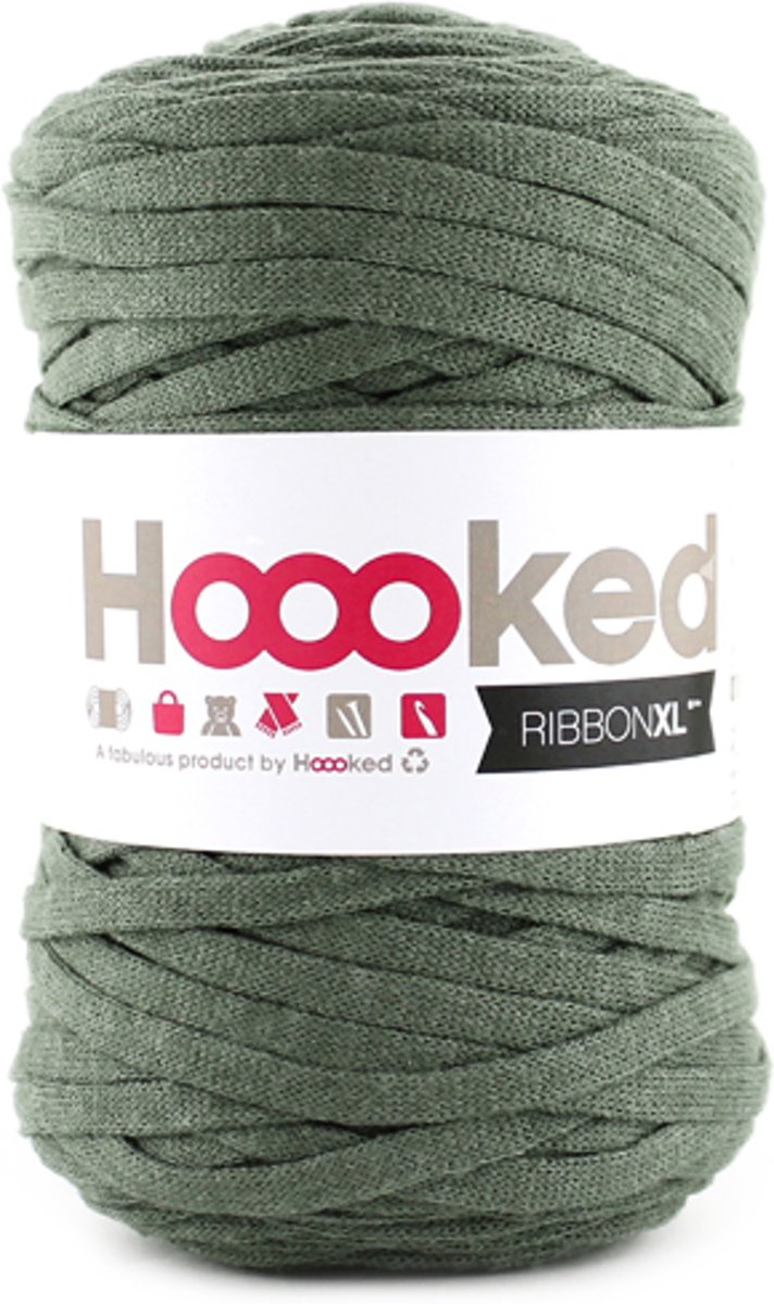 Bolcom Hoooked Ribbonxl Dried Herb Hoooked Speelgoed