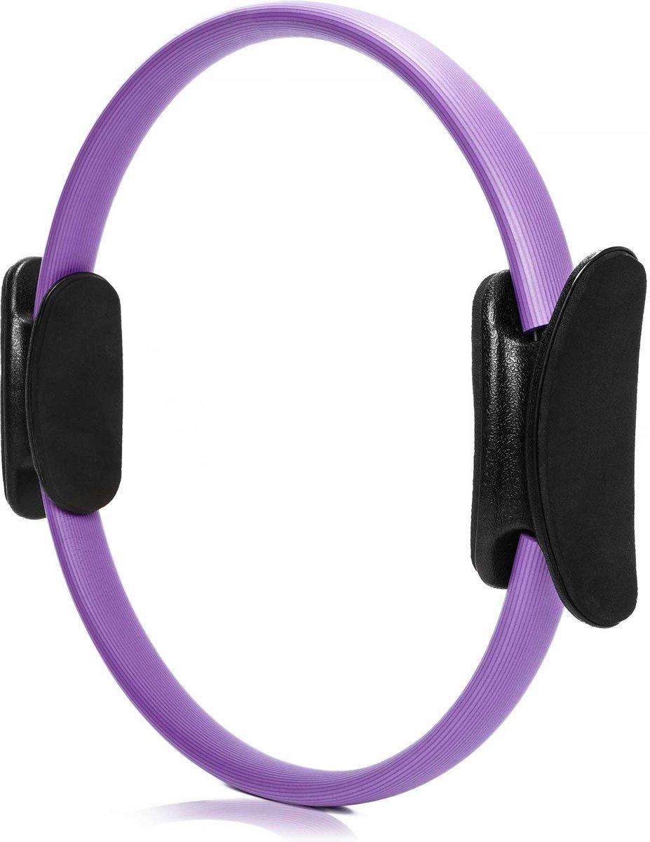 #DoYourFitness - Pilates Ring - »Loop« - voor effectieve pilates-oefeningen - Ø 37,6 cm - Violet kopen