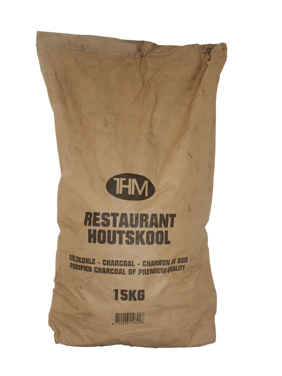 THM Restaurant Houtskool 15kg kopen