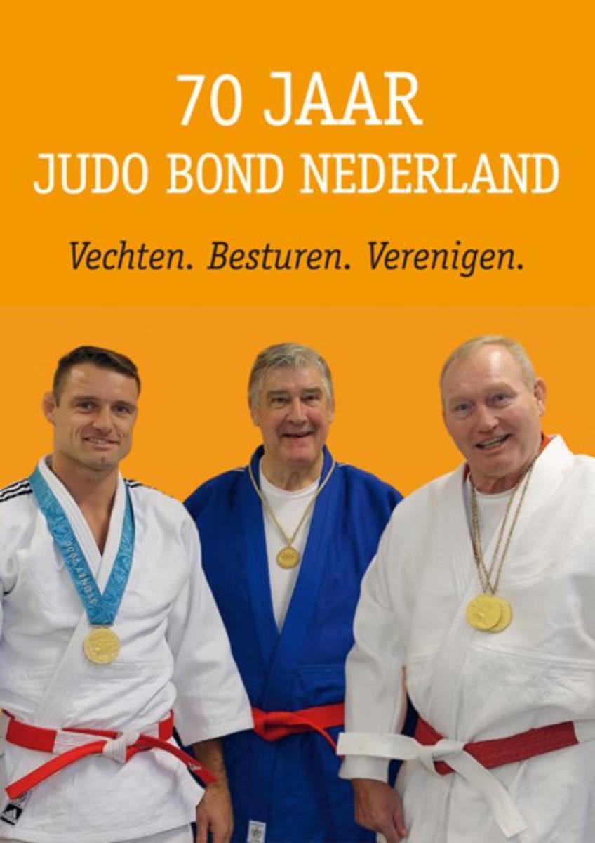 f70a711b611 bol.com | 70 jaar Judo Bond Nederland, Frans Evers | 9789077850107 | Boeken