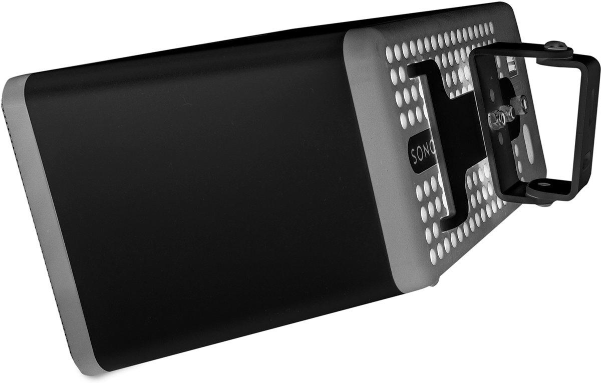Vebos muurbeugel Sonos Play 3 zwart 15 graden kopen