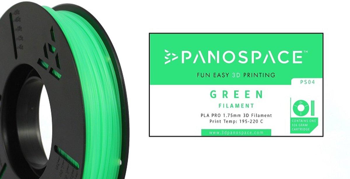 Panospace Filament Groen