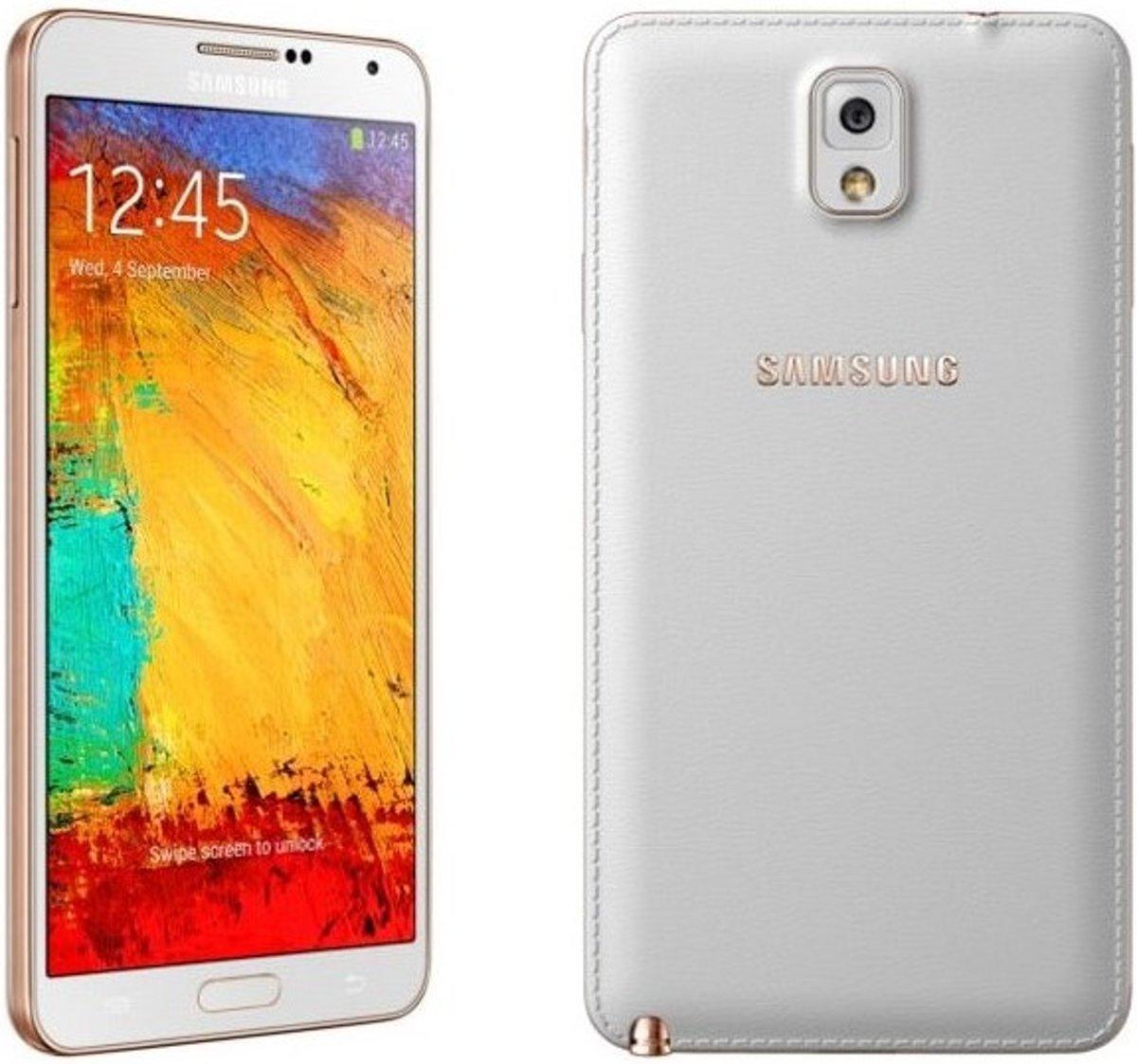 Samsung Galaxy Note 3 Rose Gold White kopen