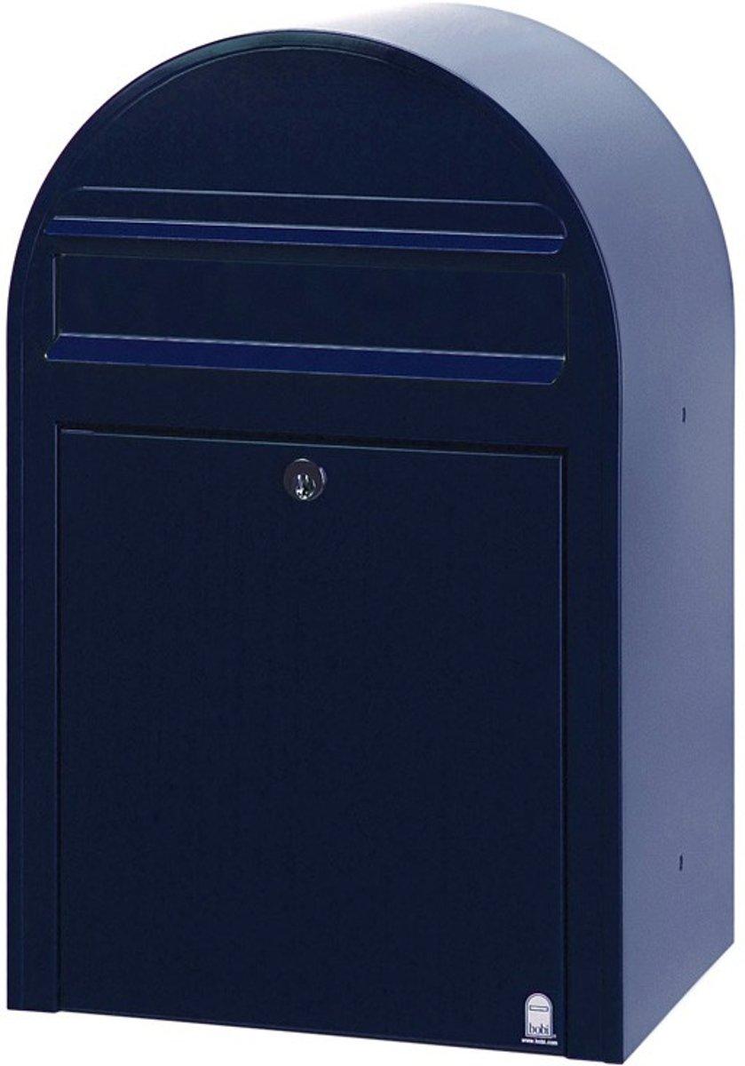 brievenbus bobi classic zwartblauw