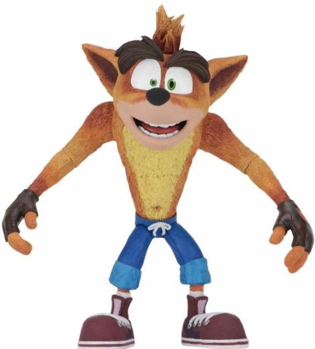 Crash Bandicoot 7 Neca Articulate Figure
