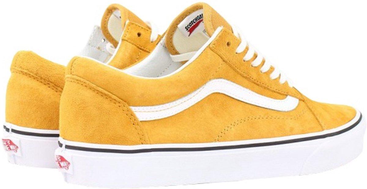 e7b6f53f40f bol.com | Vans Sneakers Old Skool Sport Spruce Unisex Geel Maat 34,5