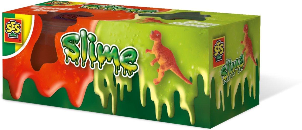 SES Slime - T-rex 2x120gr
