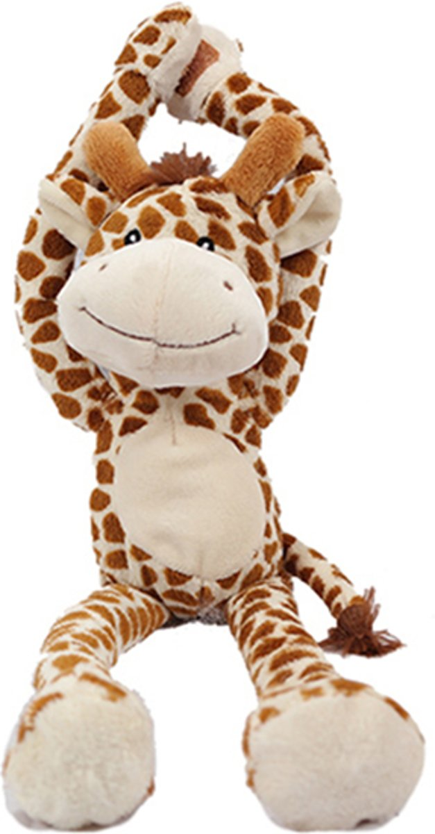 Afbeelding van product PIA Soft Toys  Hanggiraffe 40 cm