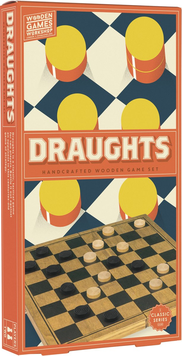 Draughts - Damspel