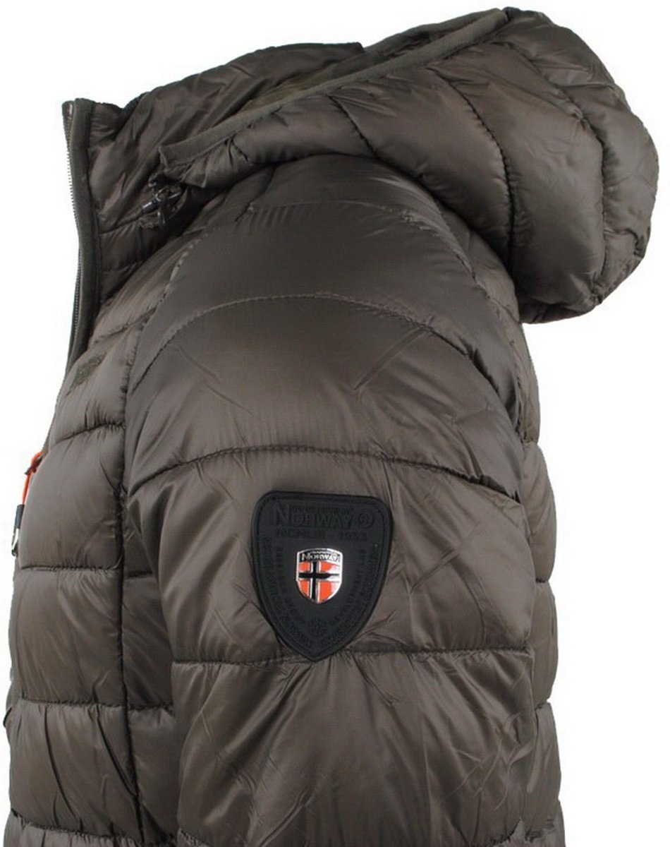 Geographical Norway – Heren Winterjas Damiel – kaki – maat M