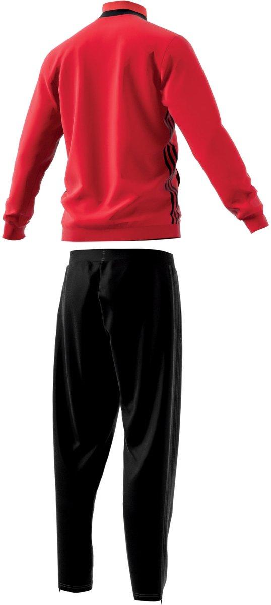 adidas Condivo 16 Trainingspak Maat XL Mannen roodzwart