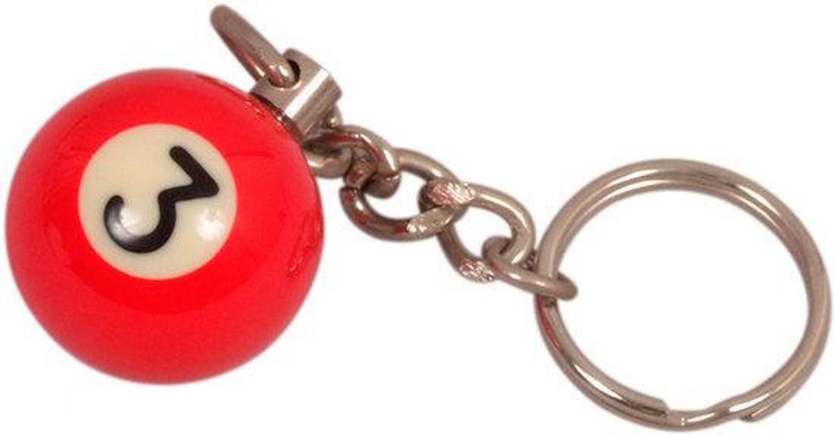 3-Ball Keychain kopen