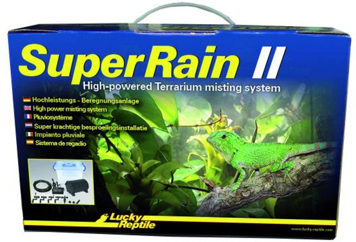 Lucky reptile super rain ii mist system luchtbevochtiger kopen