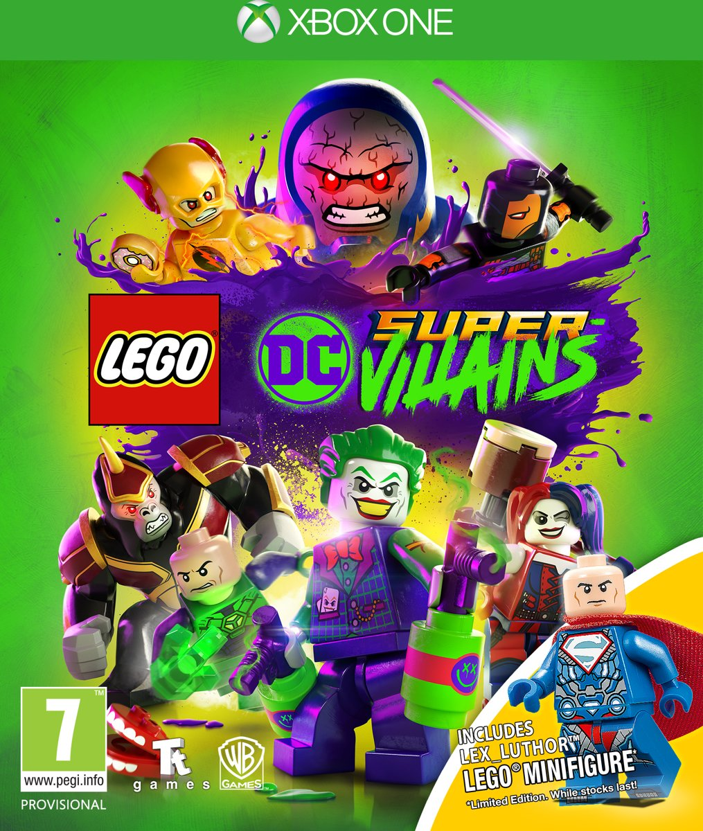 LEGO DC Super Villains - Limited Edition Xbox One