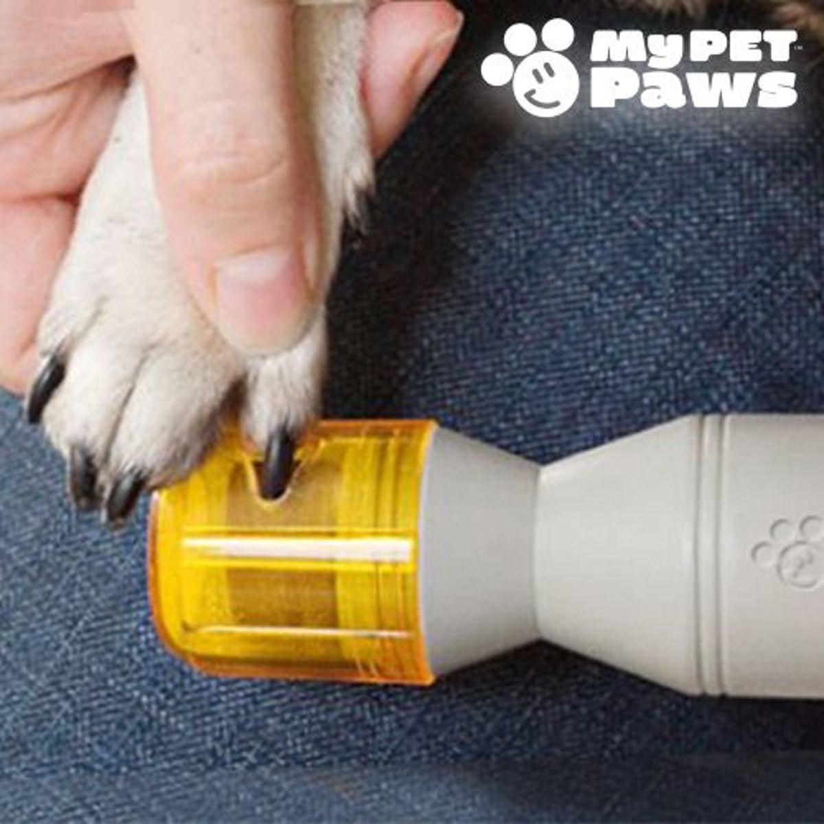 My Pet Paws  - electrische nagelvijl - pedicure voor hond en kat kopen