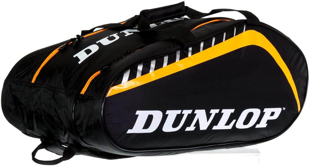 Dunlop Tennistas - Unisex - zwart/oranje/wit kopen