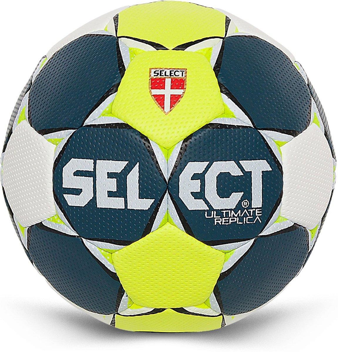 Select Ultimate Replica Handbal - Ballen  - blauw donker - 3 kopen