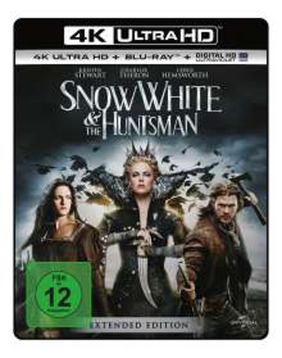 Snow White & the Huntsman - 4K UHD-