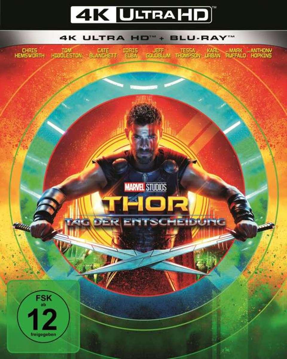 Thor: Tag der Entscheidung (Ultra HD Blu-ray & Blu-ray)-
