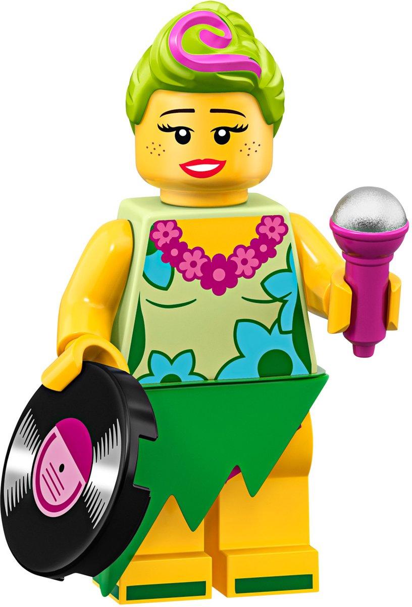 LEGO® Minifigures The lego movie 2 - Hula Lula 7/20 - 71023