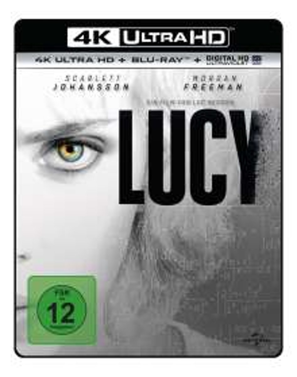 Lucy (Ultra HD Blu-ray & Blu-ray)-